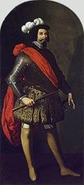 Zurbaran | St Fernando, c.1630/34 | Giclée Canvas Print