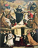 Zurbaran - The Apotheosis of St. Thomas Aquinas - Art Print / Posters