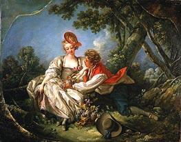 Boucher | The Four Seasons: Autumn | Giclée Canvas Print