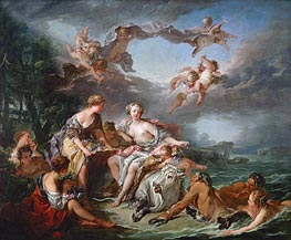 The Rape of Europe, 1774 by Boucher | Giclée Canvas Print