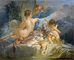 The Toilet of Venus, Undated by Boucher | Giclée Canvas Print