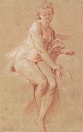 Aurora, c.1733 by Boucher | Giclée Paper Print