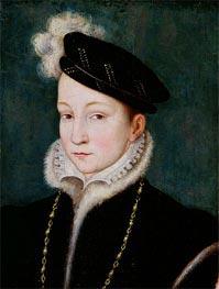 Francois Clouet   Portrait of Francois II   Giclée Canvas Print