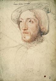 Francois Clouet | Charles I de Cosse Count of Brissac, c.1540 | Giclée Paper Print