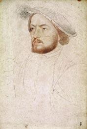 Francois Clouet | Francois de Rohan Seigneur de Gie, c.1540 | Giclée Paper Print