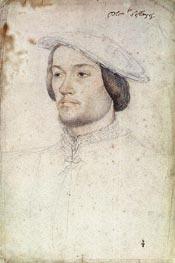Francois Clouet | Portrait of Jean de Brosse duc d'Etampes, c.1540 | Giclée Paper Print