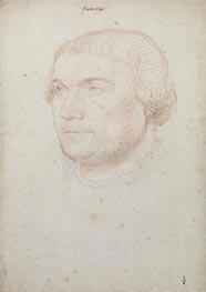 Francois Clouet | Desiderius Erasmus of Rotterdam, c.1510 | Giclée Paper Print