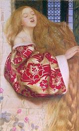Frank Cadogan Cowper | Rapunzel, 1908 | Giclée Canvas Print