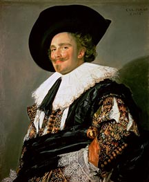 Frans Hals | The Laughing Cavalier, 1624 | Giclée Canvas Print