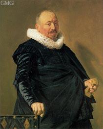Frans Hals | Portrait of an Elderly Man, c.1627/30 | Giclée Canvas Print