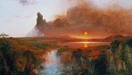 Frederic Edwin Church | Cotopaxi | Giclée Canvas Print