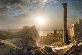 Frederic Edwin Church | Syria by the Sea | Giclée Canvas Print