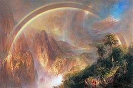 Frederic Edwin Church | Rainy Season in the Tropics | Giclée Canvas Print