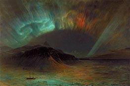 Frederic Edwin Church | Aurora Borealis, 1865 | Giclée Canvas Print
