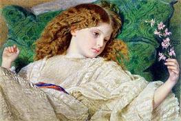 Frederick Burton | Dreams, c.1861 | Giclée Paper Print