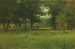 George Inness | Midsummer, 1892 | Giclée Canvas Print