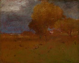 Autumn in Montclair, c.1894 by George Inness | Giclée Canvas Print