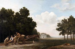 The Labourers, 1779 by George Stubbs | Giclée Canvas Print