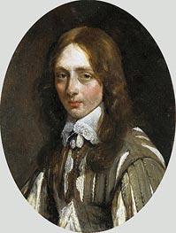 Gerard ter Borch | Portrait of Caspar van Kinschot, c.1646/47 | Giclée Canvas Print