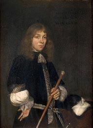 Gerard ter Borch | Portrait of Cornelis de Graeff, 1673 | Giclée Canvas Print