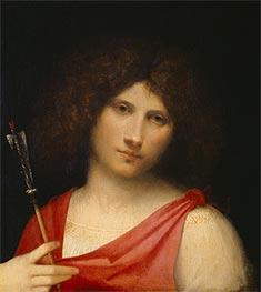 Boy with Arrow, c.1505 by Giorgione | Giclée Canvas Print