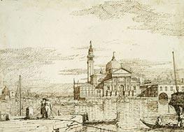 Canaletto | San Giorgio Maggiore | Giclée Paper Print