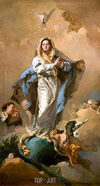 Tiepolo | The Immaculate Conception, c.1767/69 | Giclée Canvas Print