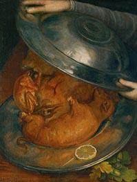 Arcimboldo | Cook, 1570 | Giclée Canvas Print