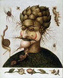 Arcimboldo | The Allegory of Earth, undated | Giclée Paper Print