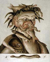 Arcimboldo | An Allegory of Water, undated | Giclée Paper Print