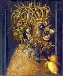 Arcimboldo | Winter, c.1598 | Giclée Canvas Print