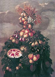 Arcimboldo | Summer, Undated | Giclée Canvas Print