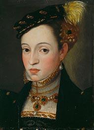 Arcimboldo | Archduchess Magdalena, Daughter of Emperor Ferdinand I, c.1557 | Giclée Canvas Print