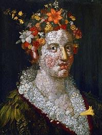 Arcimboldo | Flora, 1591 | Giclée Canvas Print