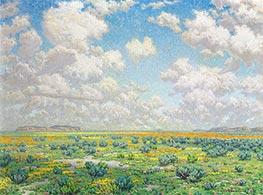 Spring - Antelope Valley, 1932 by Granville Redmond | Giclée Canvas Print