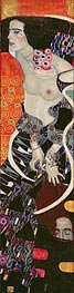 Klimt | Judith II (Salome), 1909 | Giclée Canvas Print