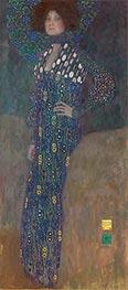 Klimt | Portrait of Emilie Floge, 1902 | Giclée Canvas Print