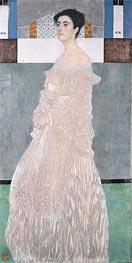 Klimt | Portait of Margaret Stonborough-Whittgenstein, 1905 | Giclée Canvas Print