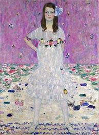 Klimt | Portrait of Mada Primavesi, 1912 | Giclée Canvas Print