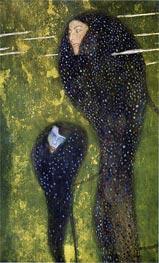 Klimt | Mermaids (Whitefish), c.1899 | Giclée Canvas Print