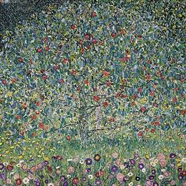 Klimt | Apple Tree I, 1912 | Giclée Canvas Print