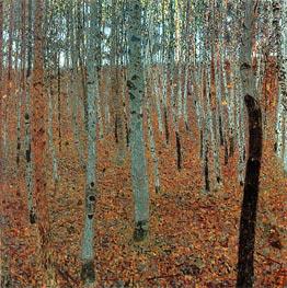 Klimt | Beech Forest I (Buchenwald), c.1905 | Giclée Canvas Print
