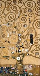 Klimt | Tree of Life - Centre Portion (Stoclet Frieze), c.1905/06 | Giclée Paper Print