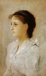 Klimt | Emilie Floge | Giclée Canvas Print