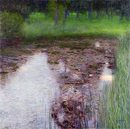 Klimt | The Swamp, 1900 | Giclée Canvas Print
