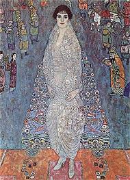 Klimt | Portrait of Baroness Elizabeth Bachofen-Echt, c.1915/16 | Giclée Canvas Print