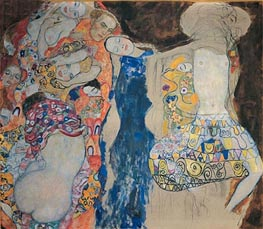 Klimt | The Bride, 1918 | Giclée Canvas Print