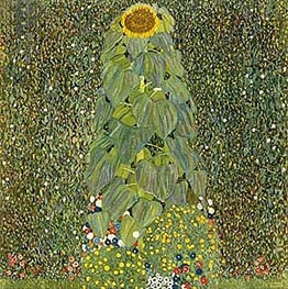Klimt | The Sunflower, 1905 | Giclée Canvas Print