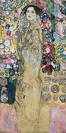 Klimt | Portrait of a Woman (Ria Munk), c.1917/18 | Giclée Canvas Print