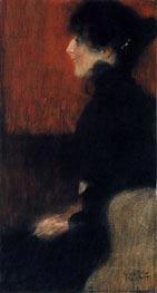 Klimt | Portrait of a Lady, c.1897 | Giclée Paper Print